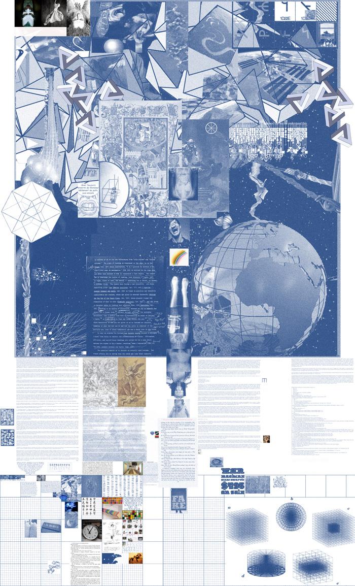 The image: Shem FW. 175 (blueprint)